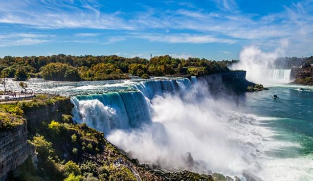 Niagara-Falls-the-Widest-Most-Powerful-Falls-in-North-America