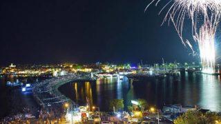 В Несебре проводится множество фестивалей, собирающих туристов