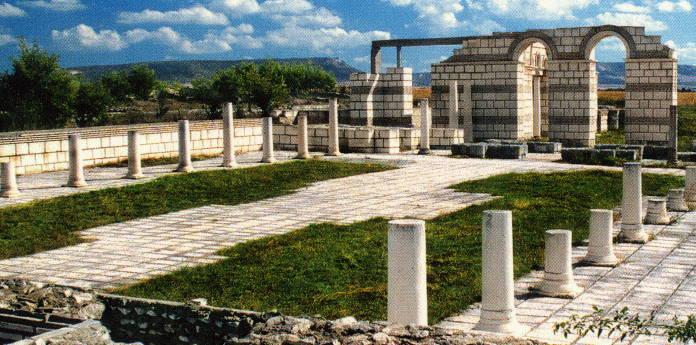 Ruiny-pervoj-bolgarskoj-stolicy-Pliska