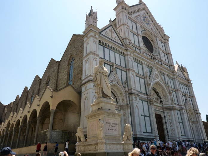 santa-croce-church-dante