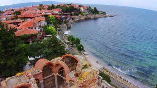 Старый город Несебр обладает впечатляющей коллекцией исторических зданий