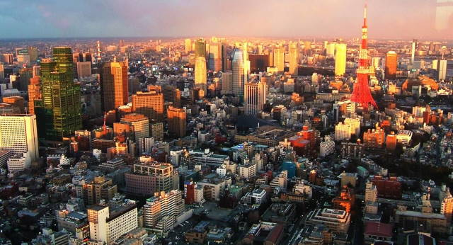 Tokio-ogromnyj-megapolis-stolica-Japonii