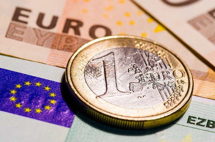История валюты евро