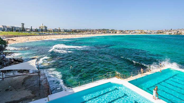 Bondi-Bich-Sidnej-Avstralija