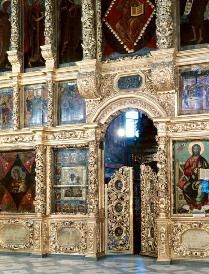 Новодевичий монастырь в Москве история создания