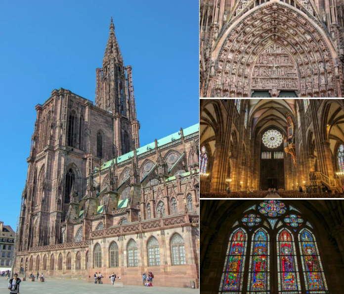 Страсбург история города