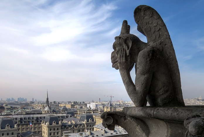 Готический Нотр-Дам де Пари — Собор Парижской Богоматери, история создания