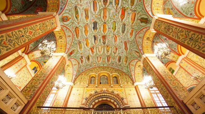 Православные храмы и церкви Москвы