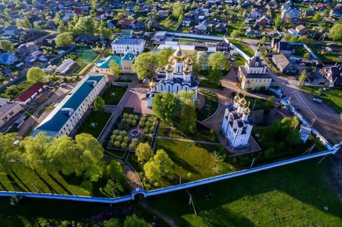 Города Золотого Кольца России и их достопримечательности